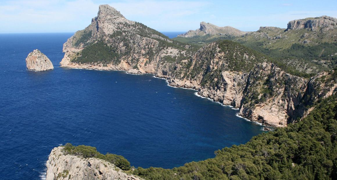 Punta de Sa Guarda de Tacáritx, Alcudia