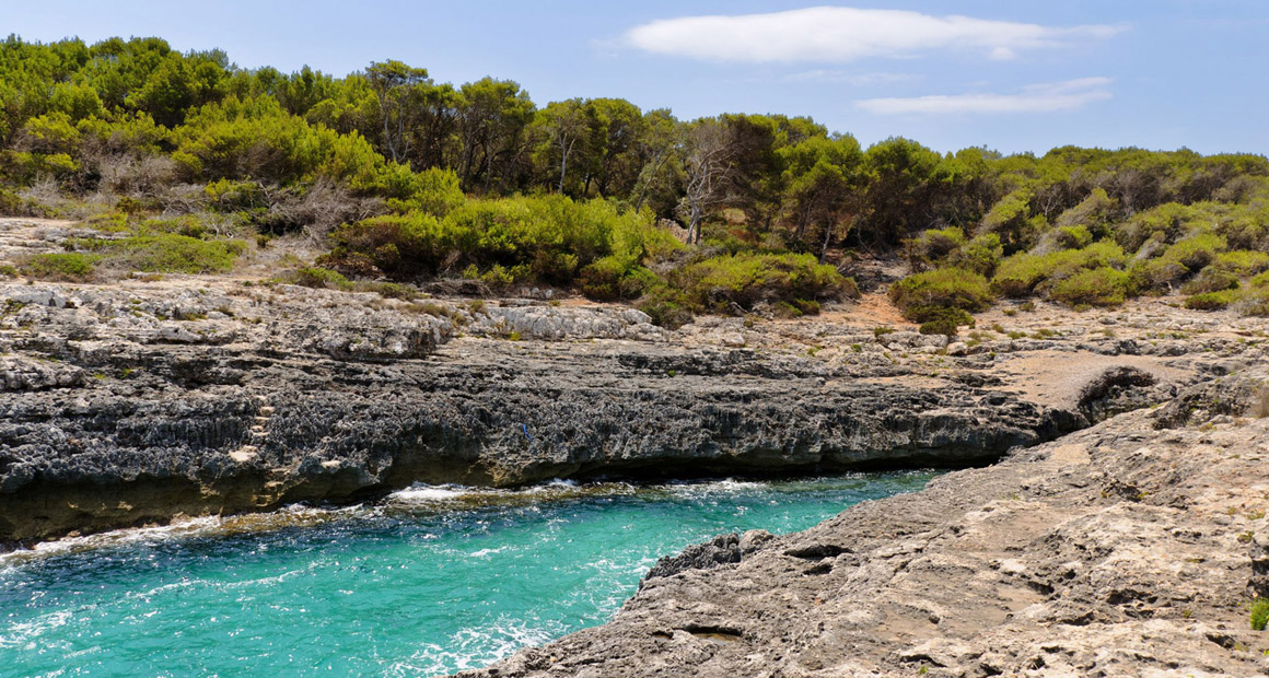Naturreservatet Mondrago