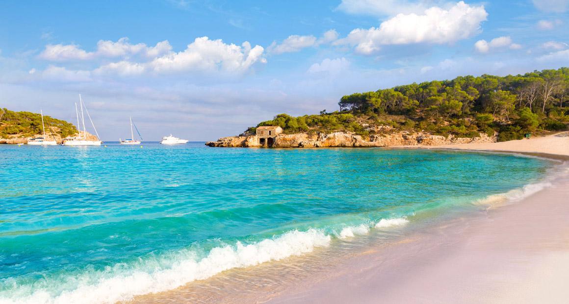 Stranden S'Aramador