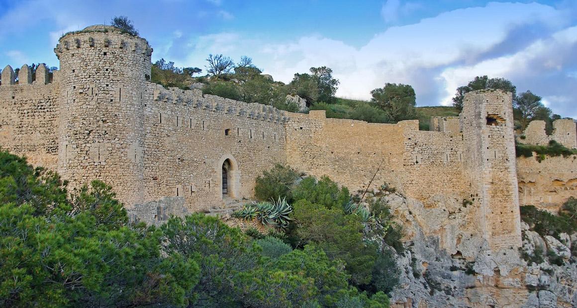 Slottet Santueri