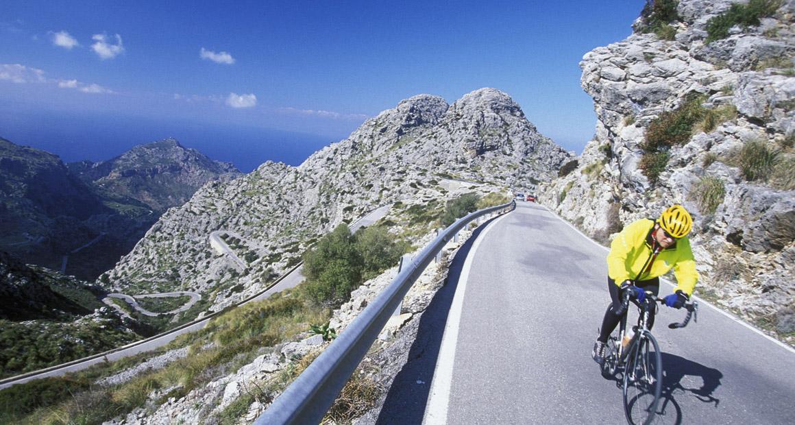 Cykling i Tramuntana