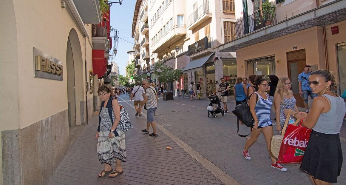 Shopping i Palma
