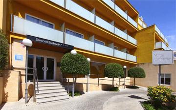 hotel zurbaran
